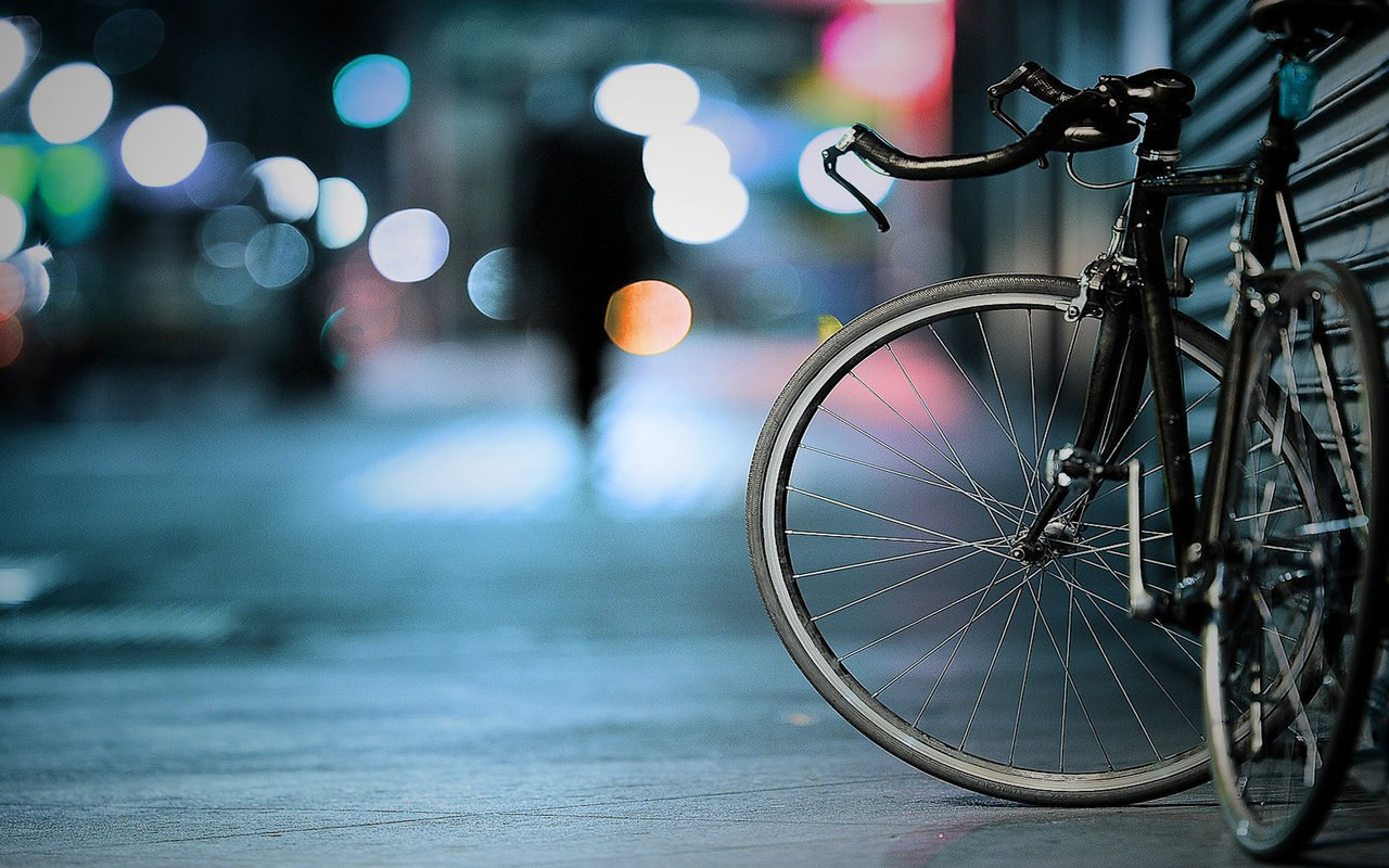 В Харькове правоохранители задержали мужчину, который украл велосипед